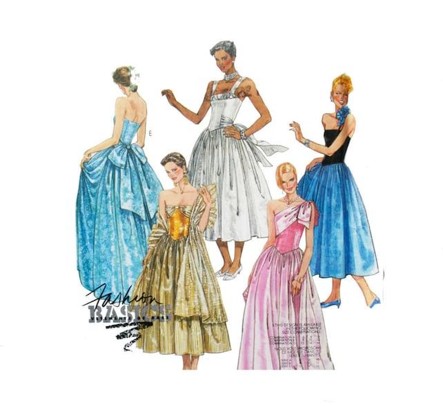 Uncut McCall\'s 2800 Sewing Pattern Women\'s Dress | Etsy