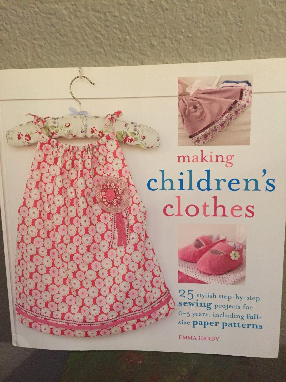 Childrens making clothes 25 stylish step catalog photo