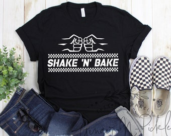 241b68ba5 Shake N Bake Shirt, Adult Baby Youth Sizing, Talladega Nights Ricky Bobby  Quote Shake N Bake Baby, Talladega Nights Shirt, Nascar Race Shirt