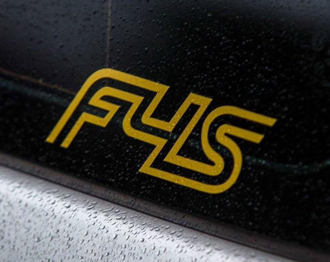F4S Vinyl Decal Sticker