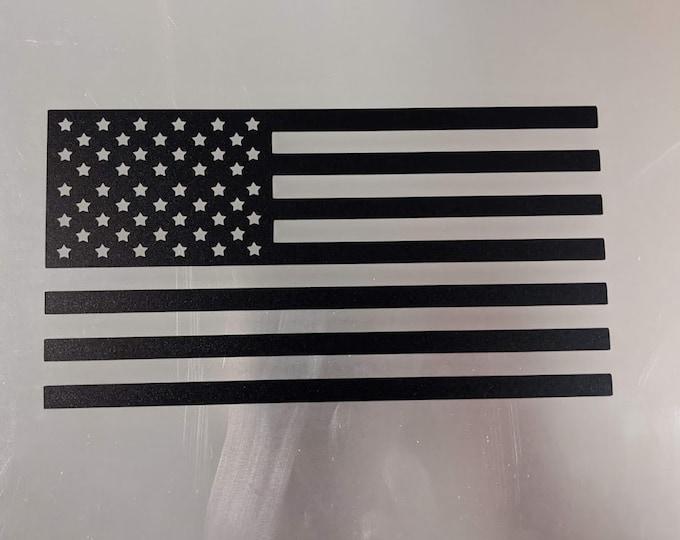 American Flag vinyl decal sticker
