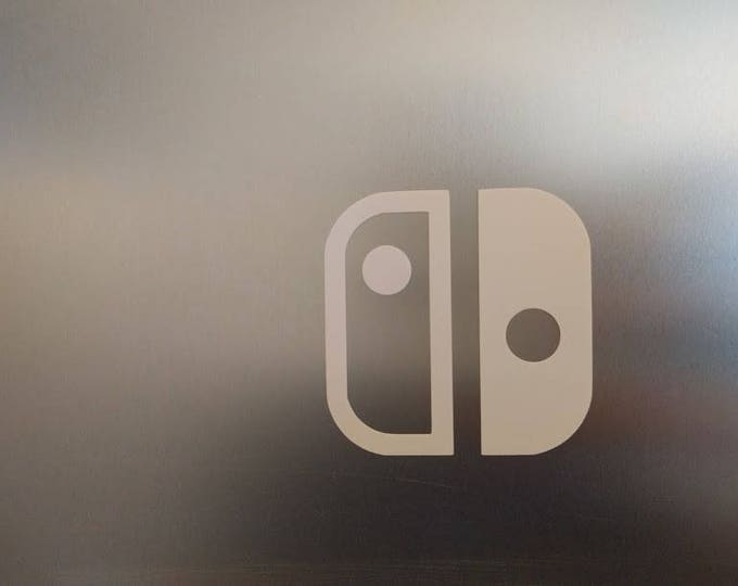 Switch logo vinyl decal sticker