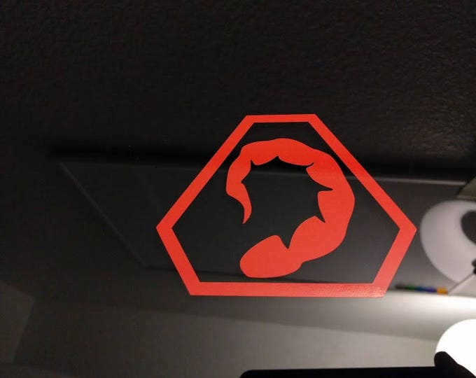 Command & Conquer Brotherhood of NOD Vinyl Decal Sticker