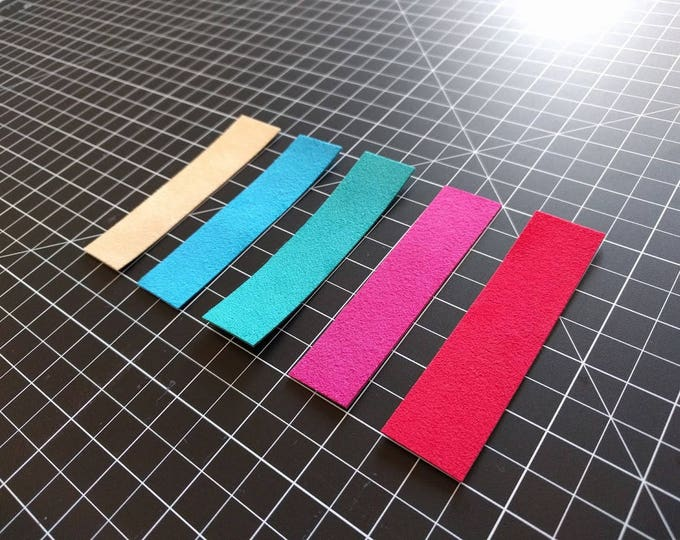 Flamingo Heads Soft / Super Soft Squeegee Head Replacement strips for car wrapping