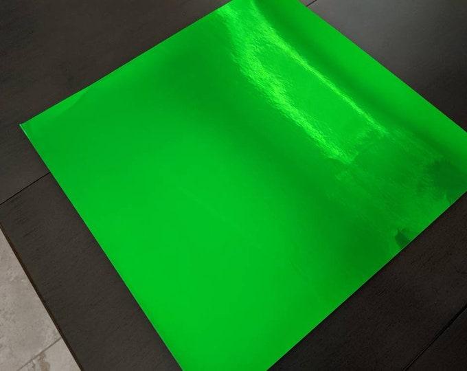 Arlon Green Chrome car wrap vinyl film
