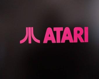 Arcade Atari vinyl decal sticker