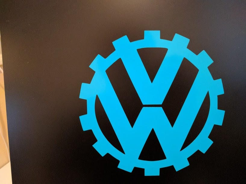 volkswagen vw getriebe logo vinyl aufkleber aufkleber etsy. Black Bedroom Furniture Sets. Home Design Ideas
