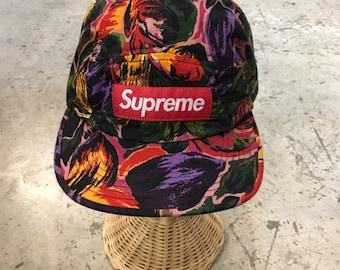 78ef4abf1fe38 Supreme multicolor camp cap