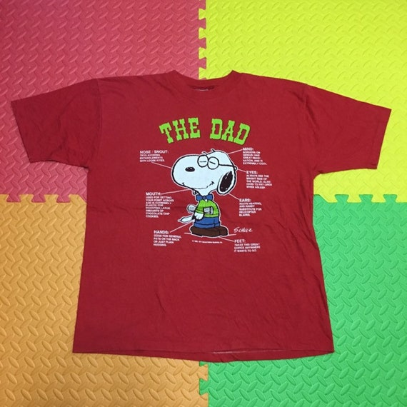 Vintage 90s Snoopy T shirt