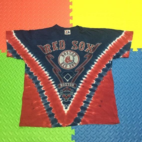 Vintage 90s Red Sox Boston team t shirt