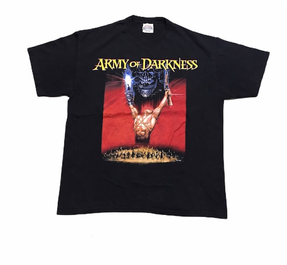 Army Of Darkness Movie Tee
