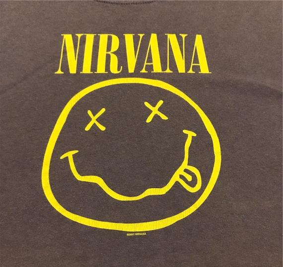 Vintage 2003 Nirvana Tee - image 2