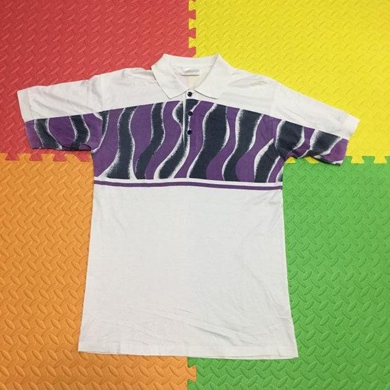 Vintage 90s Adidas Polo-Shirt