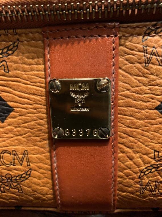 MCM Vintage Fanny pack