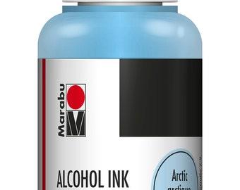 Arctic || MARABU ALCOHOL INKS
