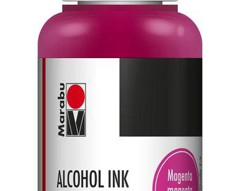 Magenta || MARABU ALCOHOL INKS