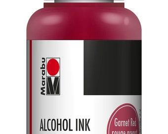 Garnet Red || MARABU ALCOHOL INKS