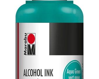 Aqua Green    MARABU ALCOHOL INKS