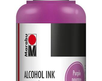 Purple || MARABU ALCOHOL INKS
