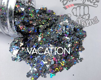 VACATION || Opaque Chunky Glitter