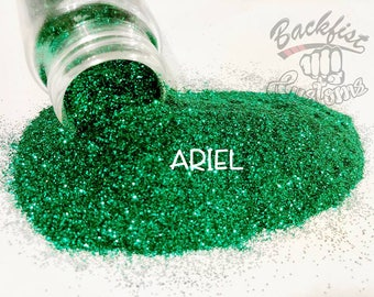 ARIEL || Opaque Fine Glitter, Solvent Resistant