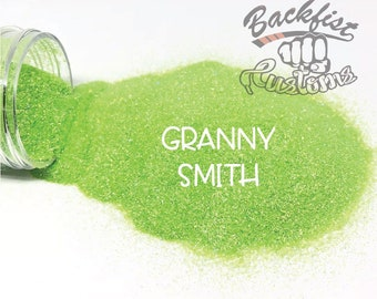 GRANNY SMITH  || Grinch colored Solvent Resistant