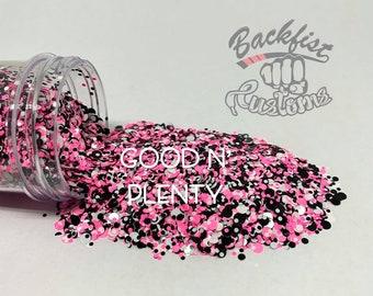 GOOD n PLENTY DOTS || Multi Shaped  Glitter Dots