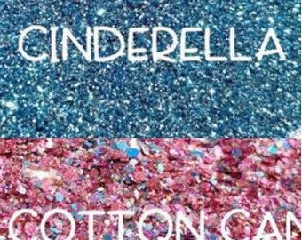 CINDERELLA/COTTON CANDY || Combo Pack  ( each color included )