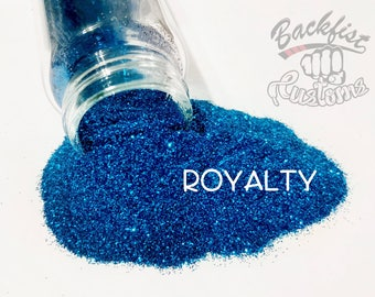 ROYALTY || Opaque Fine Glitter, Solvent Resistant