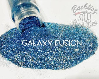 GALAXY FUSION || Opaque Micro Fine Glitter, Solvent Resistant