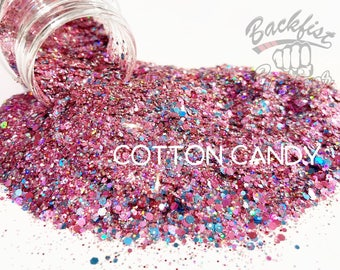COTTON CANDY || Cosmetic Glitter Blend