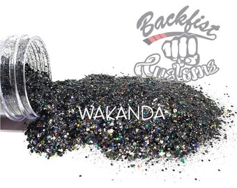 WAKANDA ||  custom mix ( Black Paris Mix)