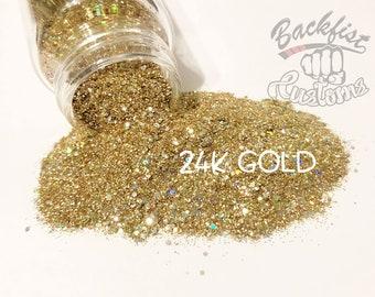 24K GOLD || Fine Glitter