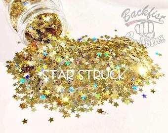 STAR STRUCK || Chunky Glitter, Solvent Resistant