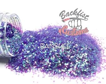 BANSHEE || Color Shift  Fine Glitter, Solvent Resistant