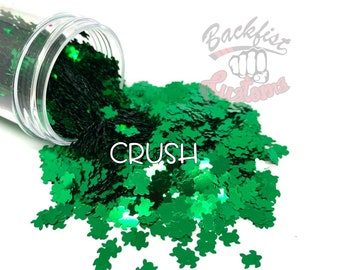 CRUSH  || Sea Turtle shaped  Glitter