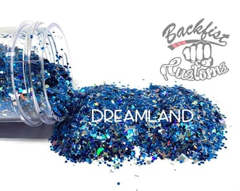 Dreamland || Chunky Mix, Solvent Resistant