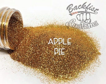 APPLE PIE ||  Fine Glitter, Solvent Resistant