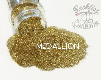 MEDALLION || Opaque Fine Glitter, Solvent Resistant