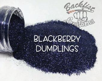 BLACKBERRY DUMPLING ||  Fine Glitter, Solvent Resistant