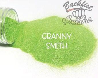 GRANNY SMITH || Opaque Fine Glitter, Solvent Resistant