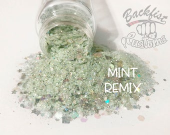 MINT REMIX || Mint Sorbet with a remix