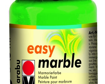 Light Green || MARABU Easy MARBLE PAINT