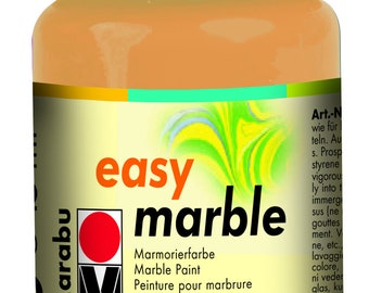 Gold || MARABU Easy MARBLE PAINT