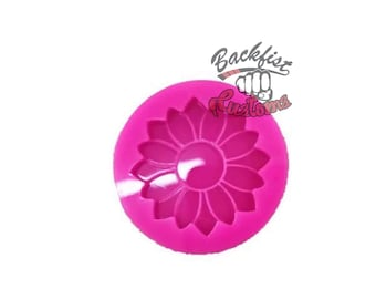 SUNFLOWER PHONE HOLDER mold || 1.5 inch Silicone mold