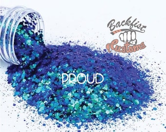 PROUD    color shifting Glitter