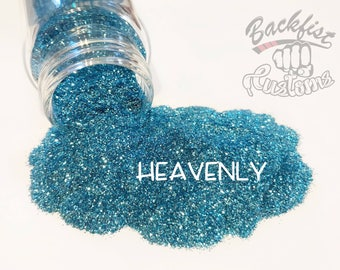 HEAVENLY || Opaque Fine Glitter, Solvent Resistant