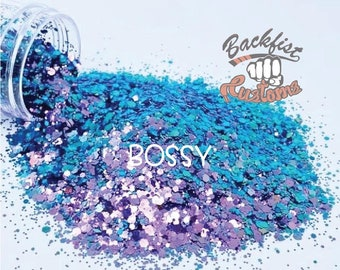BOSSY || color shifting Glitter