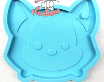 CAT KEYCHAIN mold || 1 Silicone mold