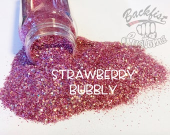 STRAWBERRY BUBBLY || Cosmetic Blend